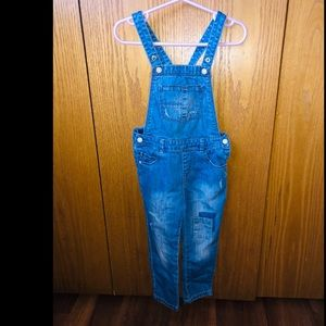 1 Zara and 1 Oshkosh jumpsuit